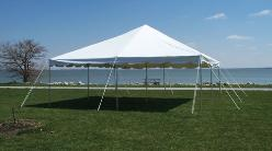 20x20 Party Tent Rental Michigan