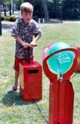 Boom Blaster and Carnival Game Rentals for Church Picnics and Festivals in Michigan