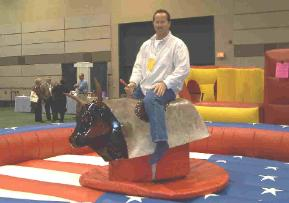 Mechanical Bull rental in Michigan