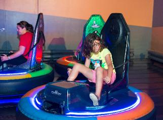 Portable Bumper Car Rentals Made in USA