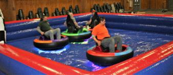 Mobile Bumper Cars Event Rentals