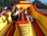 Bungee Run Game for Parties and Events in Ohio, Colleges, Churches, Schools