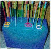 Cane Ring Toss Game, Carnival Game Ring Toss Rental