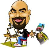 Caricature Artists, Airbrush Artists, and other Entertainers for School Field Days and Family Fun Day events