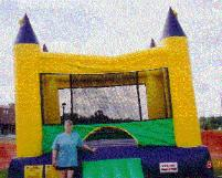 Moonwalk And Bounce House Inflatable Rental In Michigan