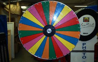 Color Wheel Rental Michigan, Indiana, Ohio, Illlinois, Pennsylvania
