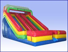 Giant Slide Rental in Michigan, Ohio, Indiana, Illnois for Schools and School Field Days and Carnvals