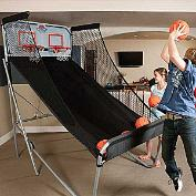 Pop A Shot Doubleshot Basketball Game Rentals in MI, OH, IN, IL, IA, NE, WI