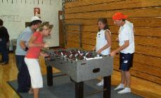 Foosball Tables and Sports Game Rentals for Holiday Parties and Events
