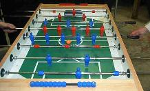 Foosball Table Rentals for Parties and Events