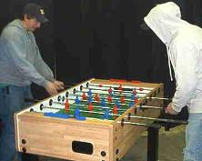 Rent a Foosball Table in Michigan, Ohio, Indiana, Illinois, Iowa