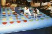 Rent a Twister Inflatable game in Michigan, Ohio, Indiana