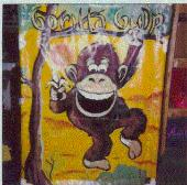 Gorilla Gulp Carnival Game to Rent for your Carnival