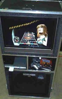 Rent a Guitar Hero System in Michigan, Ohio, Indiana