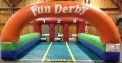 Horse Derby Fun Derby Rental for College Events, Picnics, Festivals