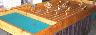 Horse Race Game, Dice Horse Race Game Rental for Party and Events