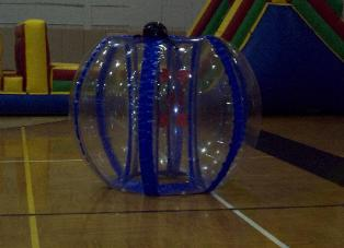 Human Sphere / Bumper Sphere Rentals in Michigan, Ohio, Wisconsin