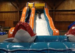 College Orientation Events Inflatable Rentals