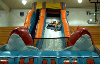 Big Kahuna Water Slide Inflatable Rentals in IA, PA, KY, TN for Post Proms, Parties, Carnivals