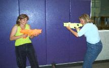 Portable Laser Tag Event Rentals Nationwide