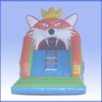 Lion Obstacle Inflatable Rental in Michigan, Ohio, Indiana