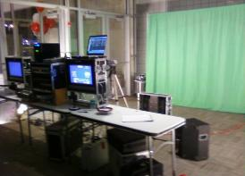 Rent a Green Screen Set up in Michigan, Ohio, Indiana, Pennsylvania, Kentucky, Tennessee, Iowa, Ilinois