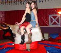 Mechanical Bull Rentals in North Carolina for All Types of  Events