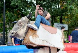 Rent a Mechanical Bull in Tennessee for Events and Trade Shows