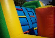 Mega Force Obstacle Course Climb Area Rental Michigan