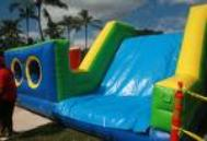 Mega Force Obstacle Course inflatable rental