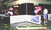 Pipe and Drape and Trade Show Equipment Rentals
