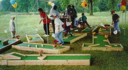 Putt Putt Golf Ann Arbor >> Miniature Golf Course Rental Mini Golf Rental In Michigan 9 Hole