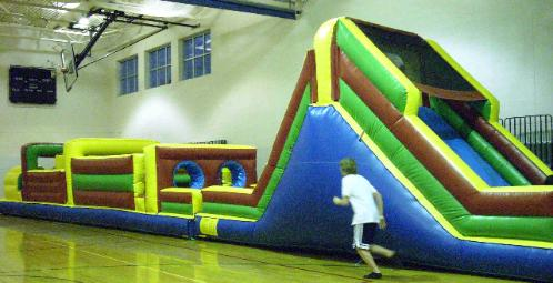 Large Obstacle course to Rent