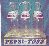 Pepsi Ring Toss Game