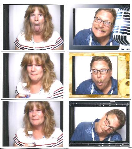 Photo Booth Sample Photo Strips