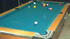 Pool Tables For Rent In Michigan For Events