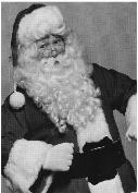 Santa Claus for your Party or Event
