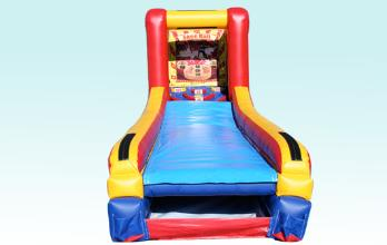 Inflatable Skee Roll Skee Ball Game Rentals