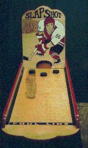 Slap Shot Carnival Game to Rent in Michigan