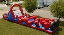 Obstacle Course Rentals in Michigan
