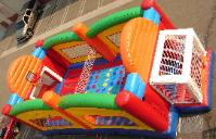Kansas Interactive and Inflatable Game Rental Ultimate Sports Challenge