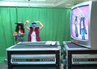 Green Screen Make a Music Video Rental Michigan, Ohio, Indiana